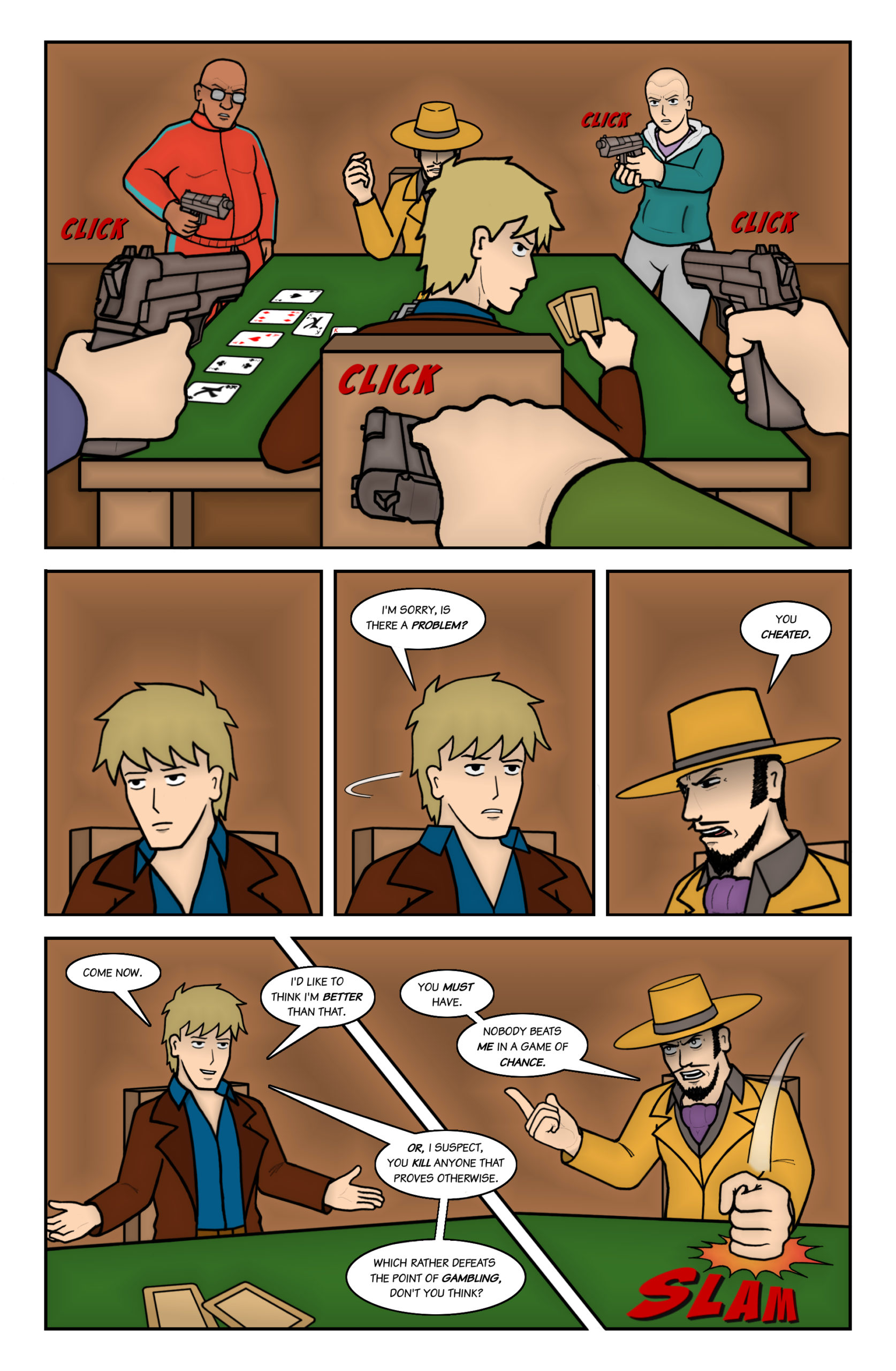 (#1) Wild Cards – Page 10
