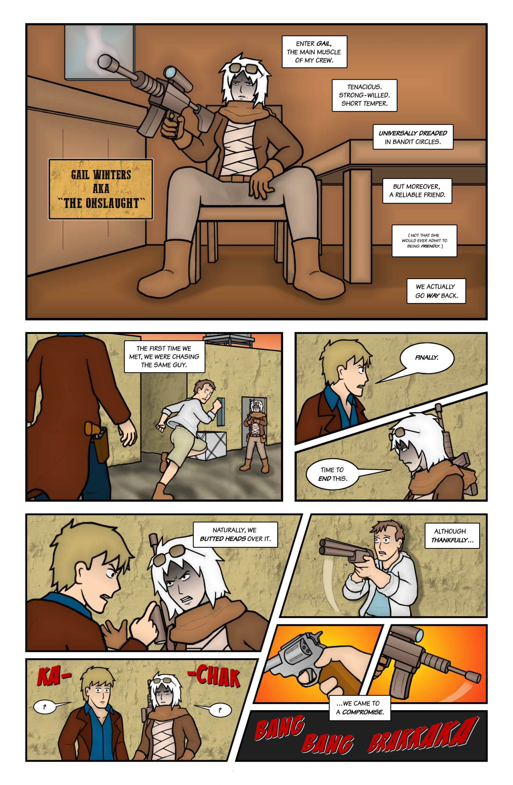 (#1) Wild Cards – Page 12